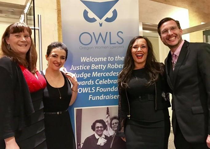 Professional Fundraising Services for Oregon Women Lawyers